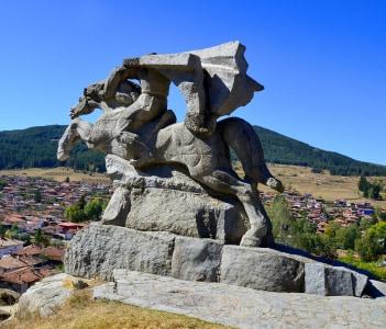 Koprivshtitsa town, Bulgaria