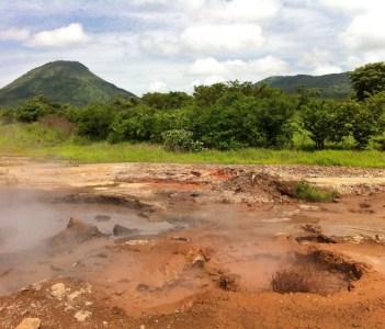 San Jacinto Hot springs.