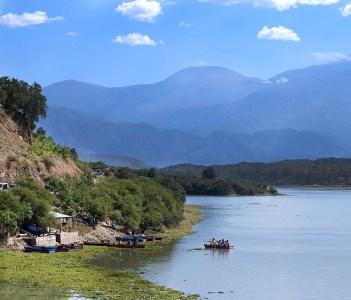 Represa San Jacinto - Tarija Bolivia