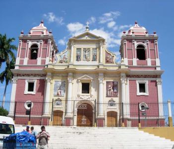 A church in Leon