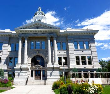 The Missoula County Courthouse has been a beautiful, Montana landmark