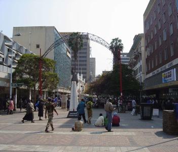 1st Stree Samora Machel Avenue