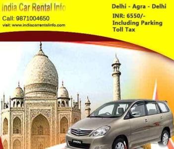 Car hire in Delhi, Car rent Delhi