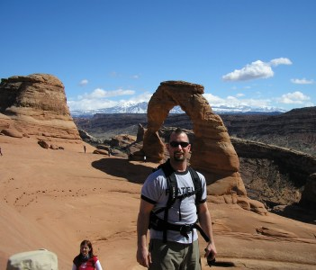 Iconic Delicate Arch