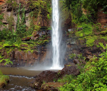 Lone creek waterfall Mpumalanga South Africa