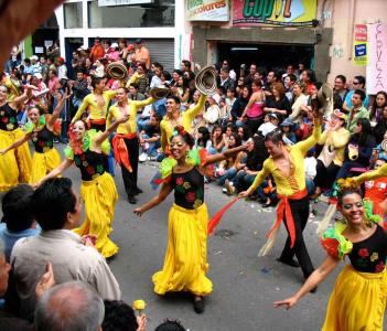 Ambato Carnival