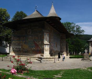 Voronet Church