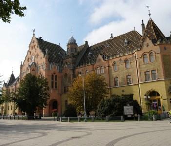 Town Hall, Kecskemét