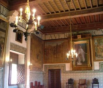 Ducal Palace inside