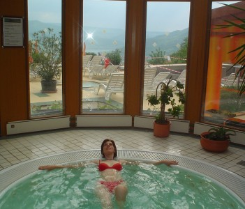 Have a trip to Visegrad and have a spa on the top of Visegrad.