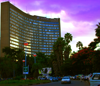 Crowne Plaza, Harare