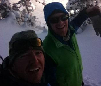Happy skiers!!