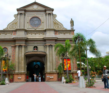 Church in Dumaguete City