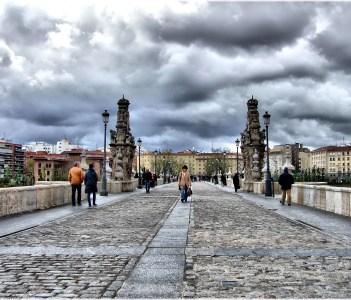Puente Toledo en Madrid