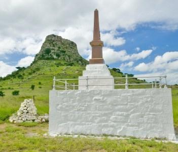 Battlefield of Isandlwana northern Kwazulu Natal South Africa