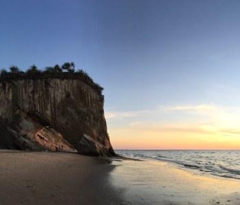 Tusan Cliff in Miri, Sarawak