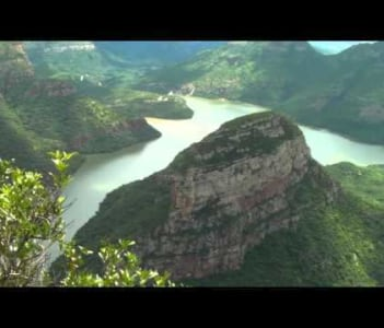 Blyderiver Canyon  Graskop