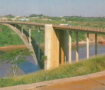The International Friendship Bridge