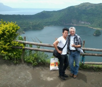 taal volcano, tagaytay