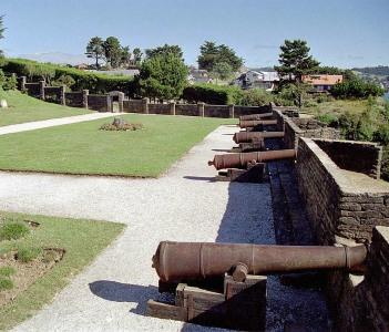 Fuerte San Antonio, Ancud
