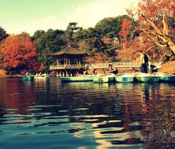 Ukimido, Nara park