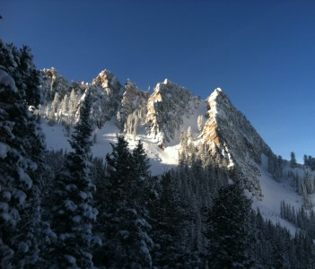 More options for skiing, and stunning views