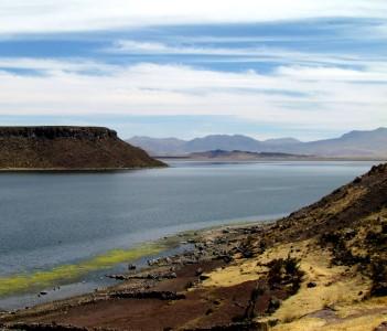 Lake Umayo Sillustani