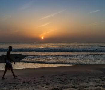 Sunrise at Arugam Bay