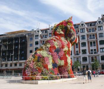 Bilbao Sculpture