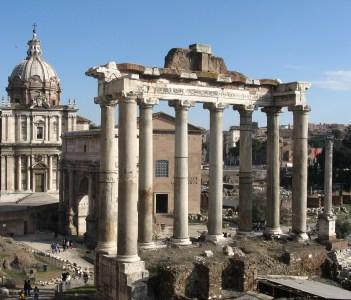 Rome, Foro Romano