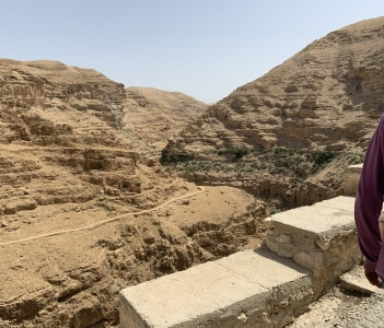 Wadi Qelt