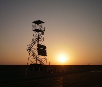 Tower by Nasca tower