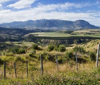 Coyhaique Mountain Range
