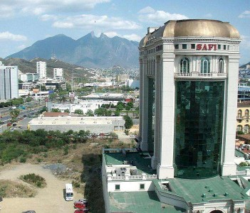 Sierra Madre, Monterrey Mexico