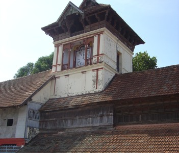 Clock Tower of Travancore Palace