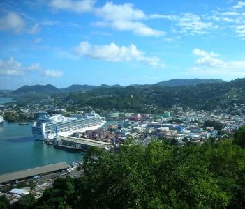 Port of Castries, Saint Lucia
