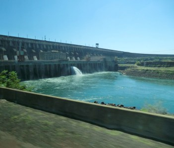Itaipu Dam, Ciudad del Este