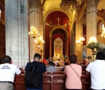 Old basilica