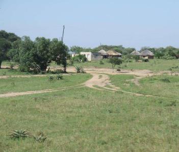 A village south of Manzini, Swaziland