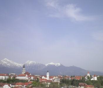 Panorama of Kranj