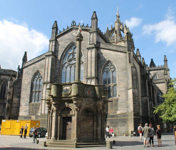 St. Giles's Cathedral