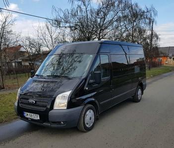 transportation services private driver van rental