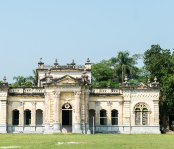 Nator Rajbari is a prominent royal palace in Nator Bangladesh