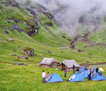 A Himalayan retreat