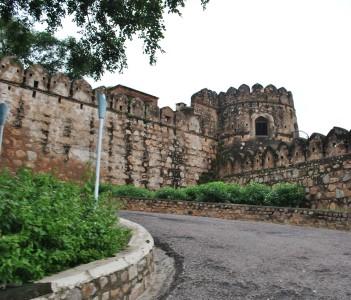 Jhansi Forts