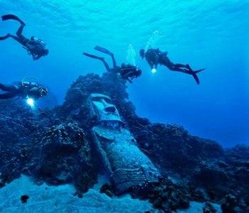 diving hanga roa bay