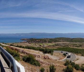 Pogradec Hillside View