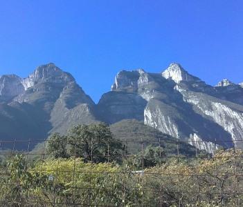 Cerro de las Mitras, Cumbres (Monterrey, Mexico)