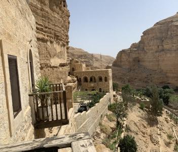 St. George Monastery Wadi Qelt