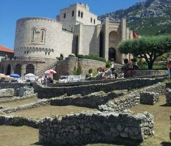Castle of Kruja